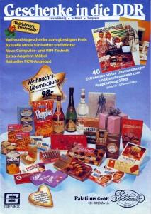 Genex Zusatzkatalog 1988